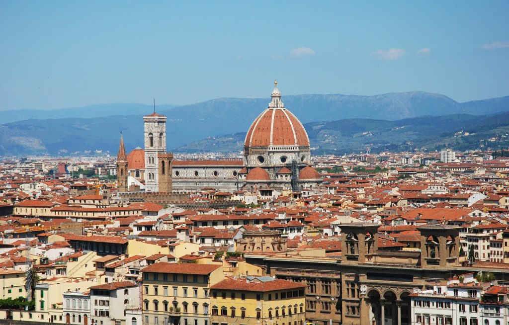 Top things to do in Florence - OutsideSuburbia.com
