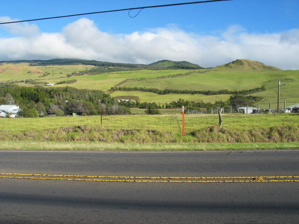 Drive to theWaipi'o Valley