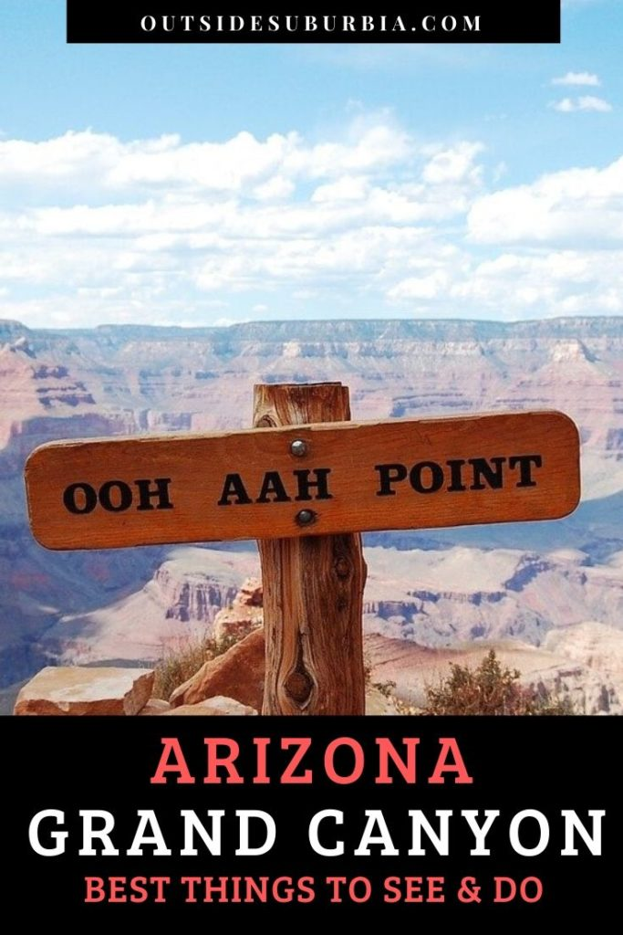What to do and where to stay: Best things to do in Grand Canyon National Park | Outside Suburbia
