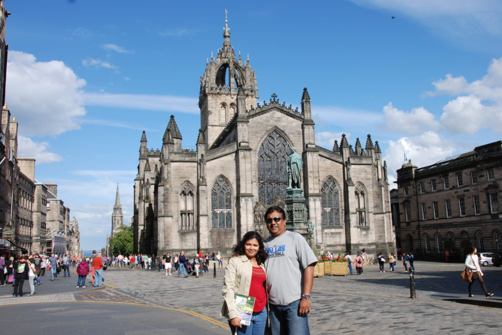 St Giles Cathedral - Things to do in Scotland with Kids Photo by Outside Suburbia