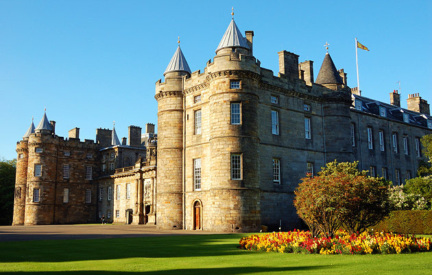 Palace of Holyroodhouse - Things to do in Scotland Photo by Outside Suburbia