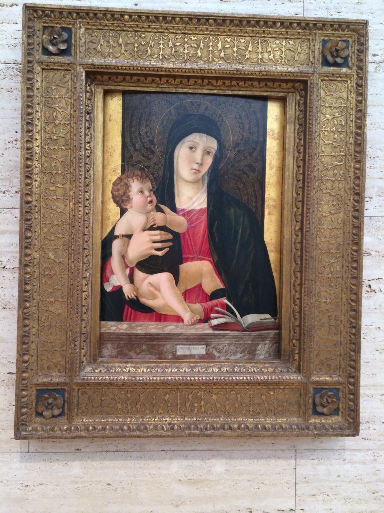 Giovanni Bellini's Madonna and Child