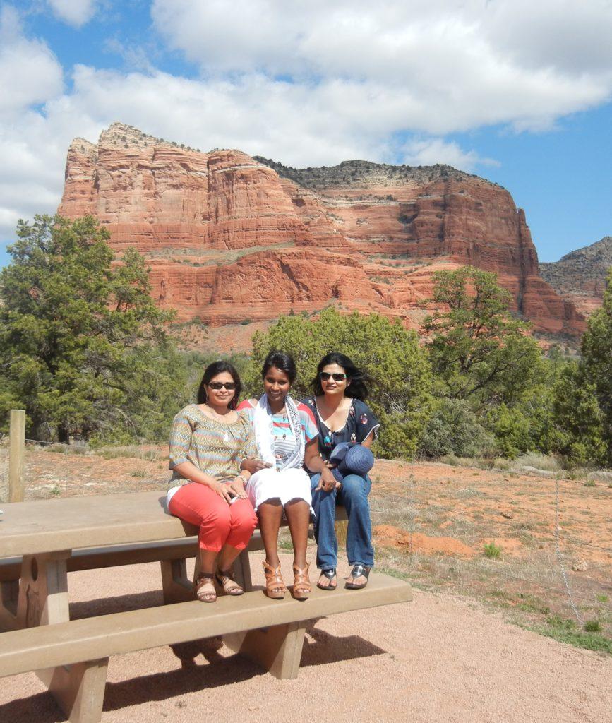 Girls trip to Sedona - OutsideSuburbia.com