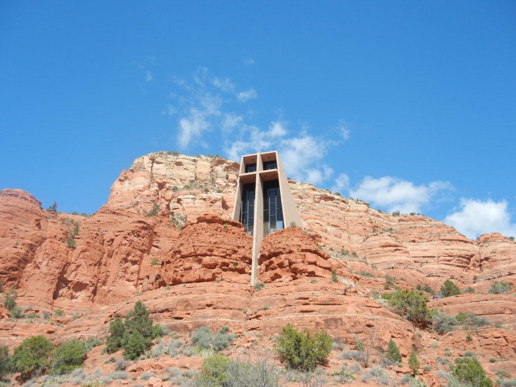 The Chapel of the Holy Cross, Sedona