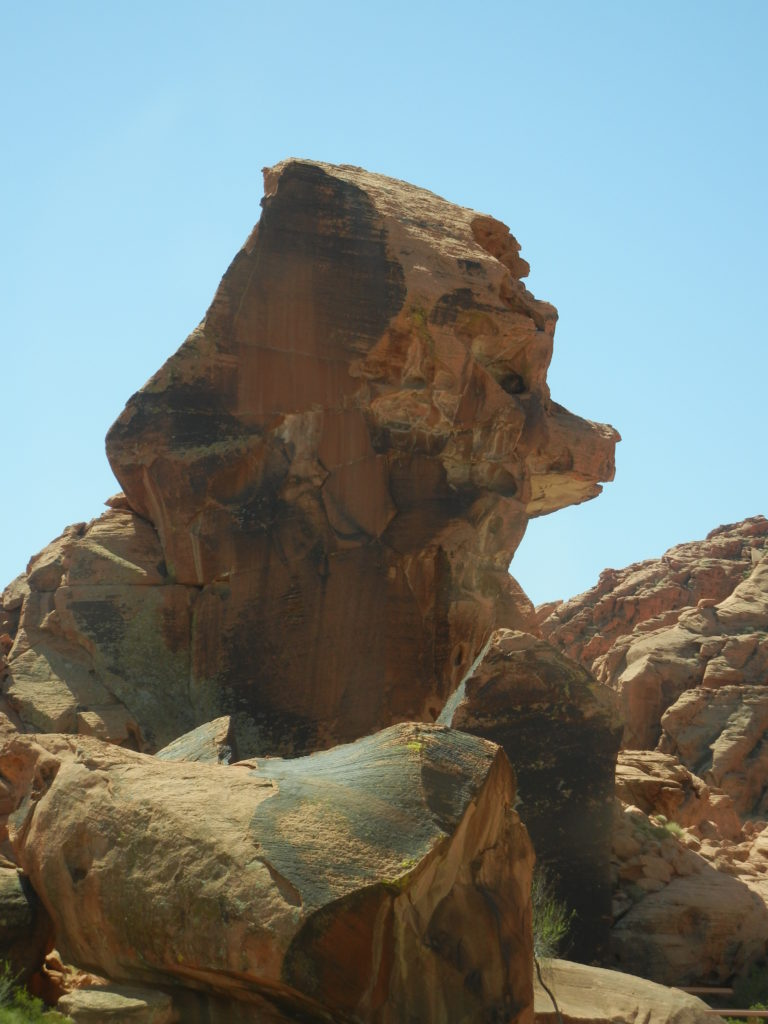 Day trip to Red Rock Canyon from Vegas - OutsideSuburbia.com