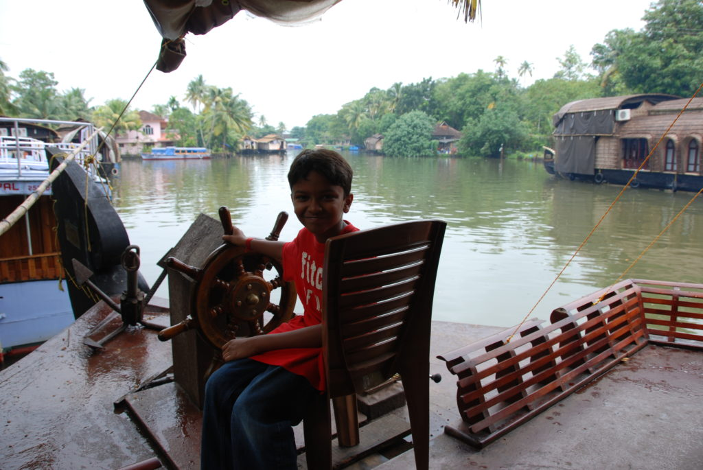 Outside Suburbia - What to expect on a houseboat in Alleppey, Kerala