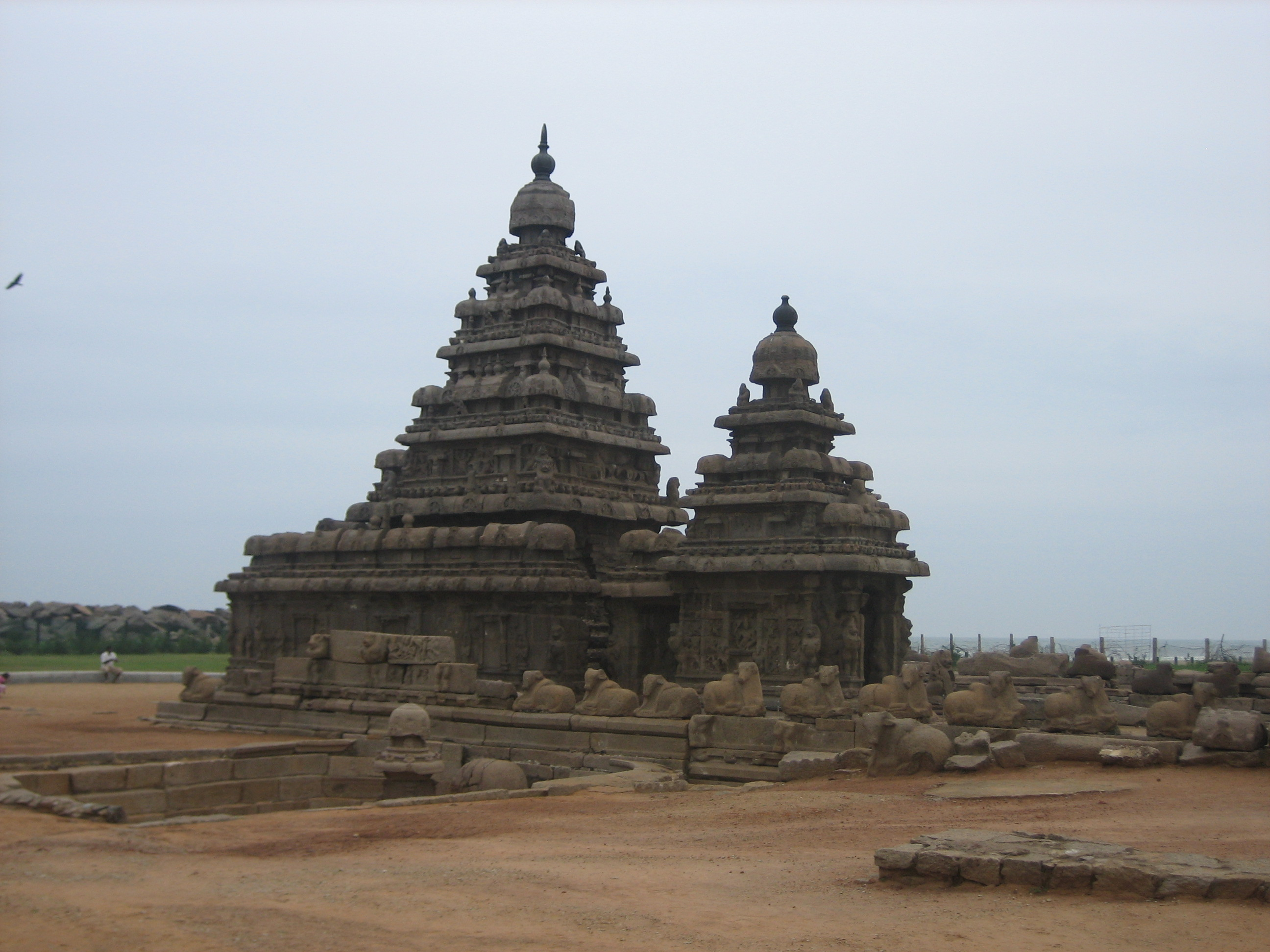 Outside Suburbia - Mahabalipuram Day Trip #ShoreTemple