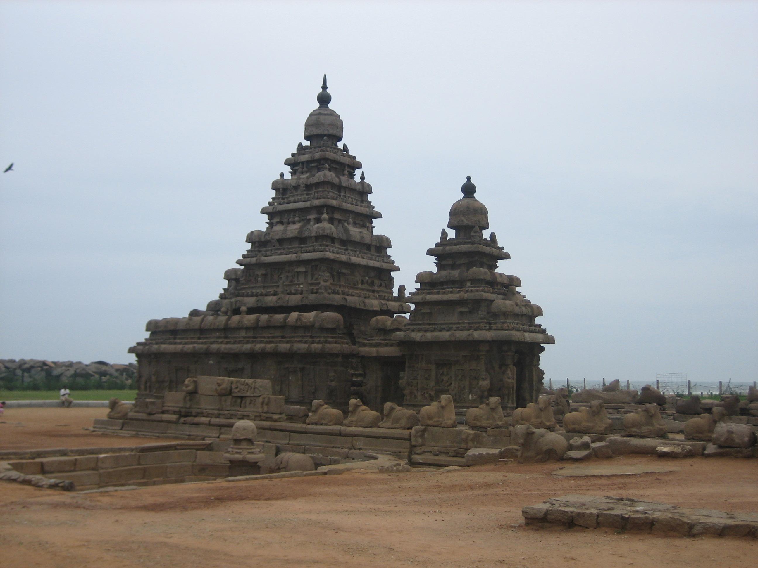 Outside Suburbia - Mahabalipuram Day Trip #ShoreTemple