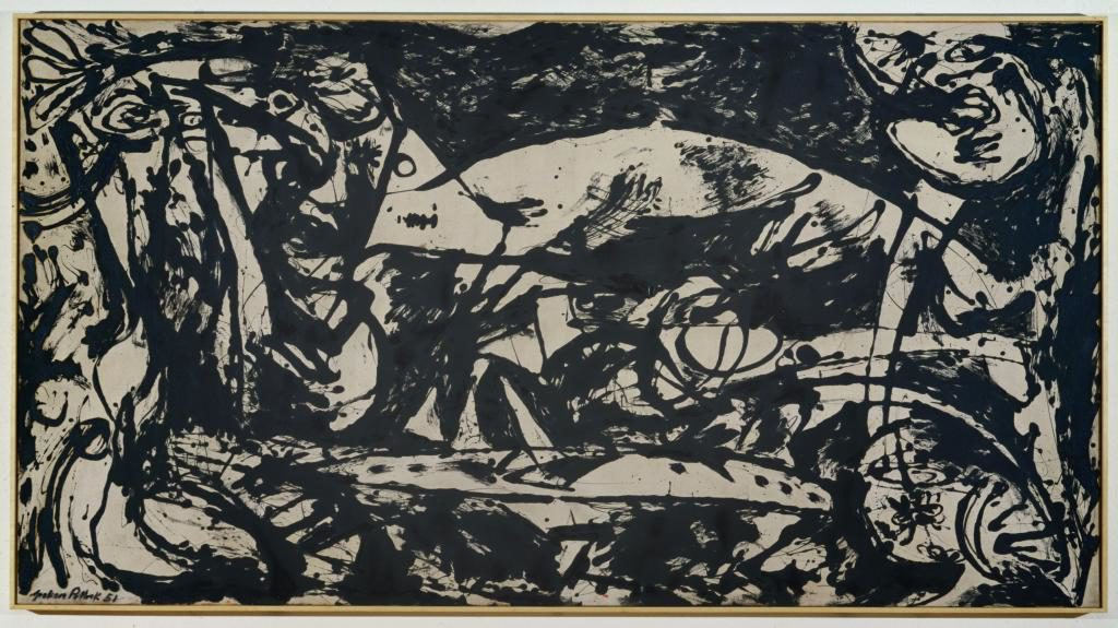 DMA Nights : A date with Jackson Pollock