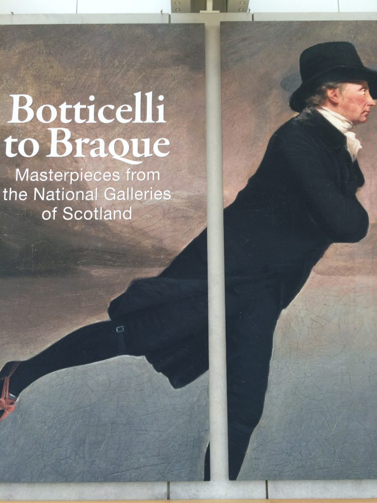 SpecialExhibition at Kimbell Art Museum - Botticelli to Braque