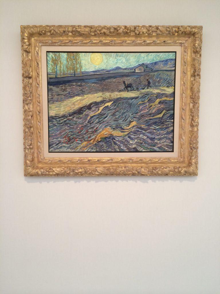 Van Gogh at Kimbel Art Museum