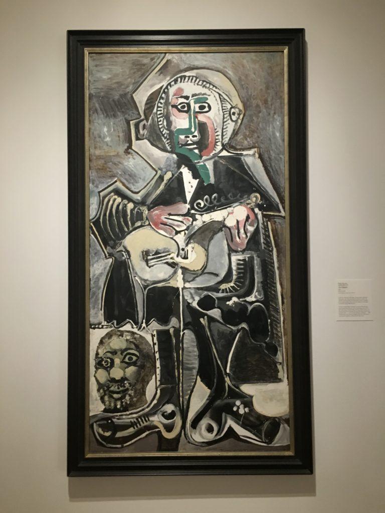 Picasso at the Dallas Museum of Art, Dallas