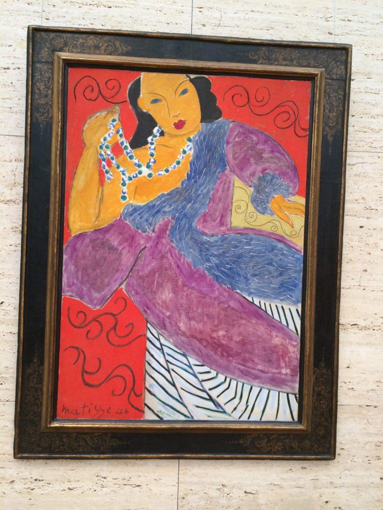 Asia - Henri Matisse
