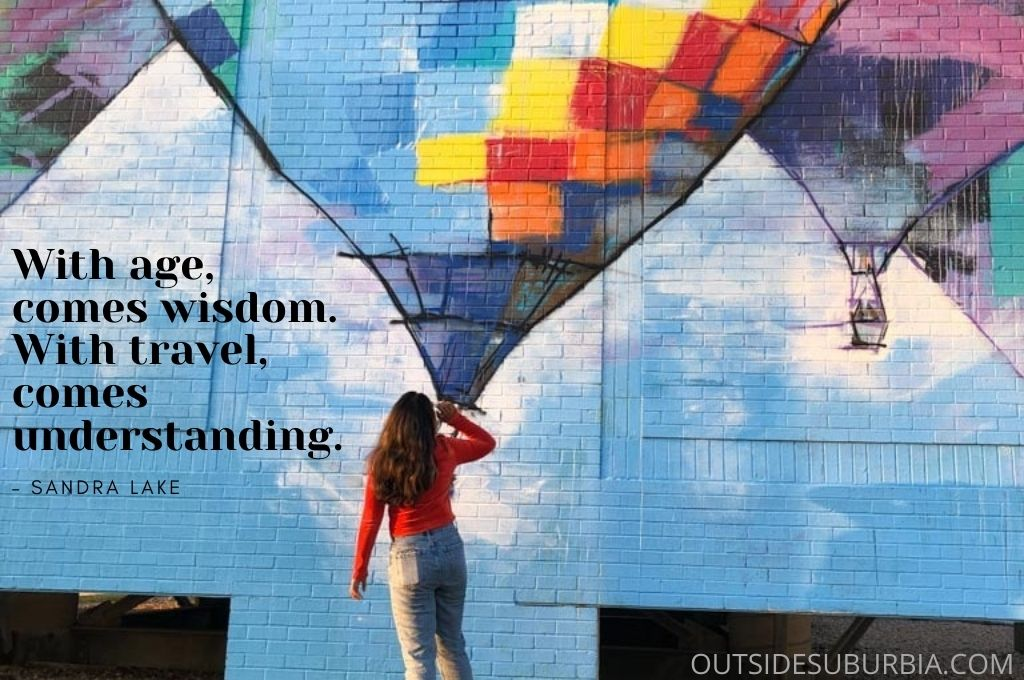 Travel Quotes and Photos | Outside Suburbia
