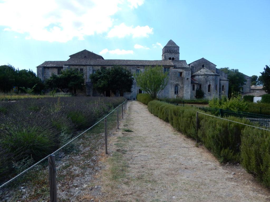 Saint Paul de Mausole Monastery, Van Gogh Asylum - Photo by OutsideSuburbia