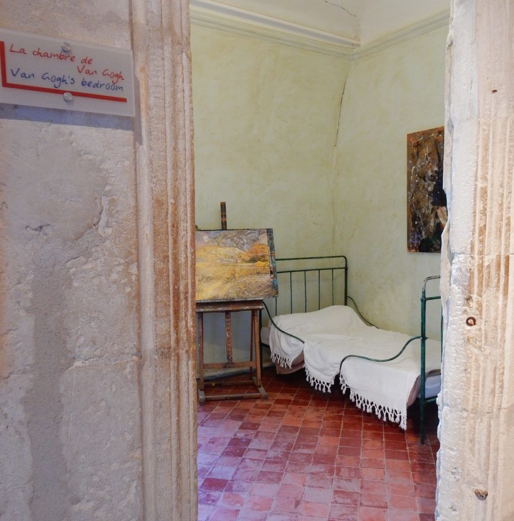Saint Paul de Mausole Monastery, Van Gogh Asylum - Photo by OutsideSuburbia