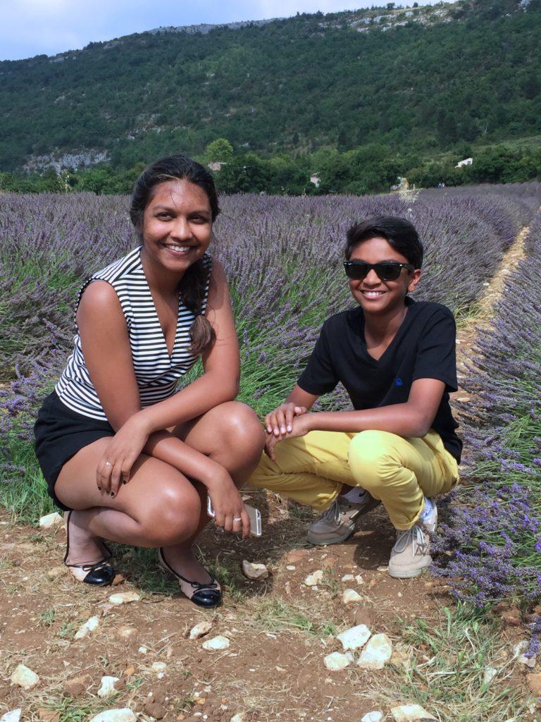 Lavender - Outside suburbia1