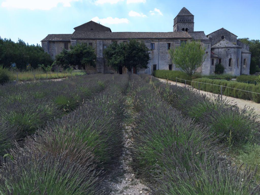 Van Gogh Asylum in Saint Remy