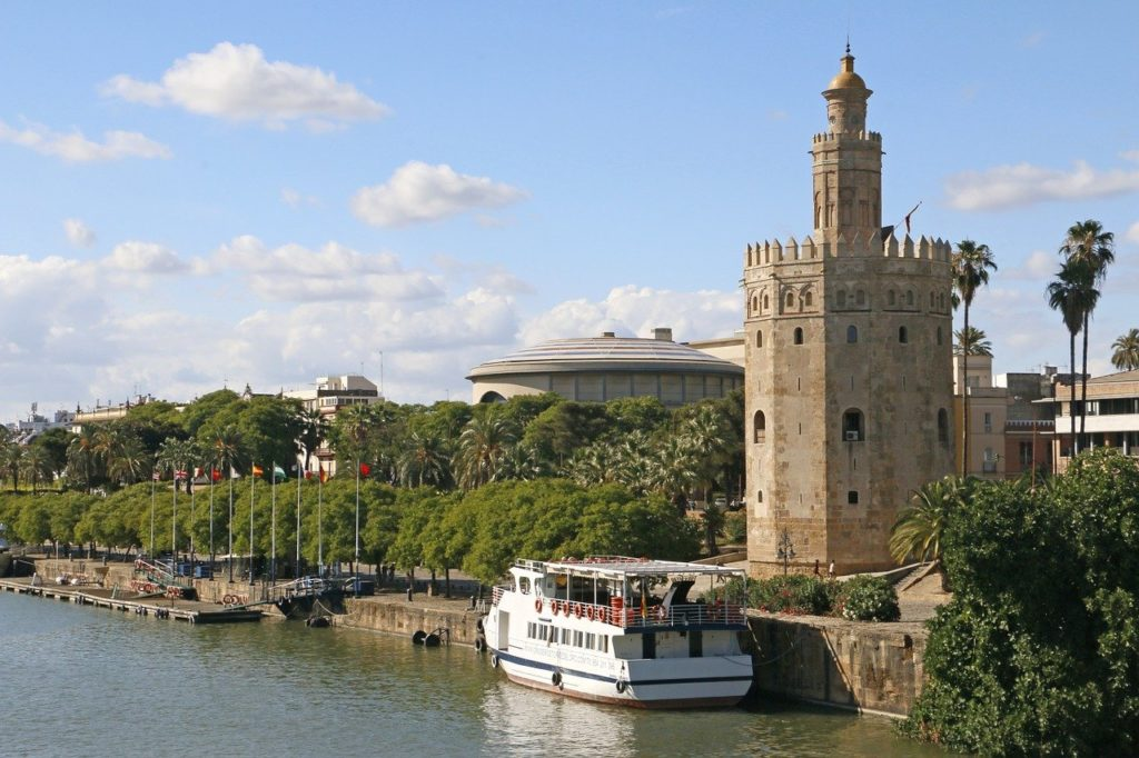 Torre del Oro (Tower of Gold), Seville