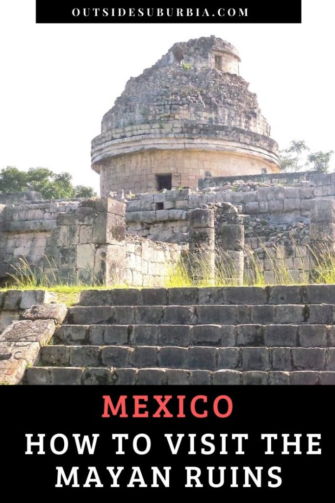 A guide to visit the Mayan ruins and the Mexican Riviera | Outside Suburbia