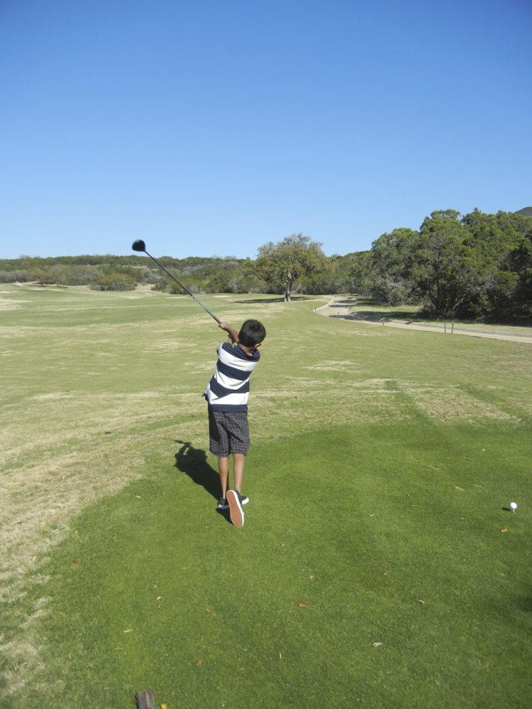 Golf : La Cantera Resort San Antonio