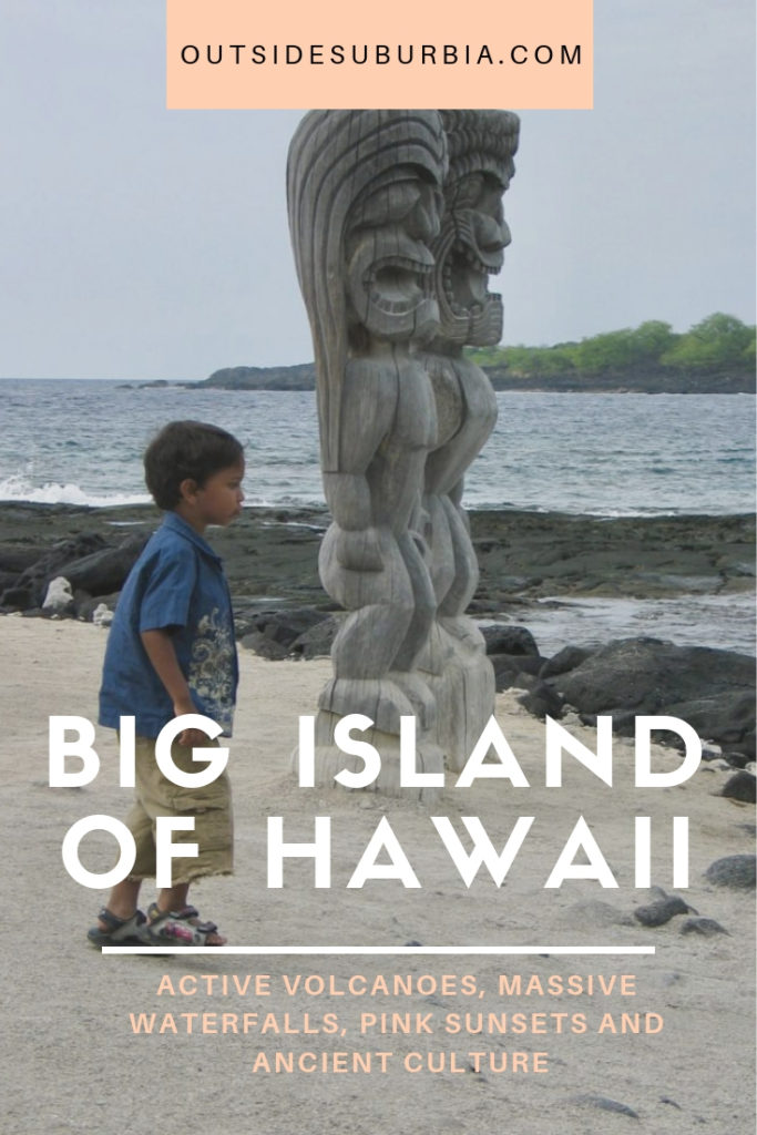Best things to do in the Big Island of Hawaii with kids | Outside Suburbia