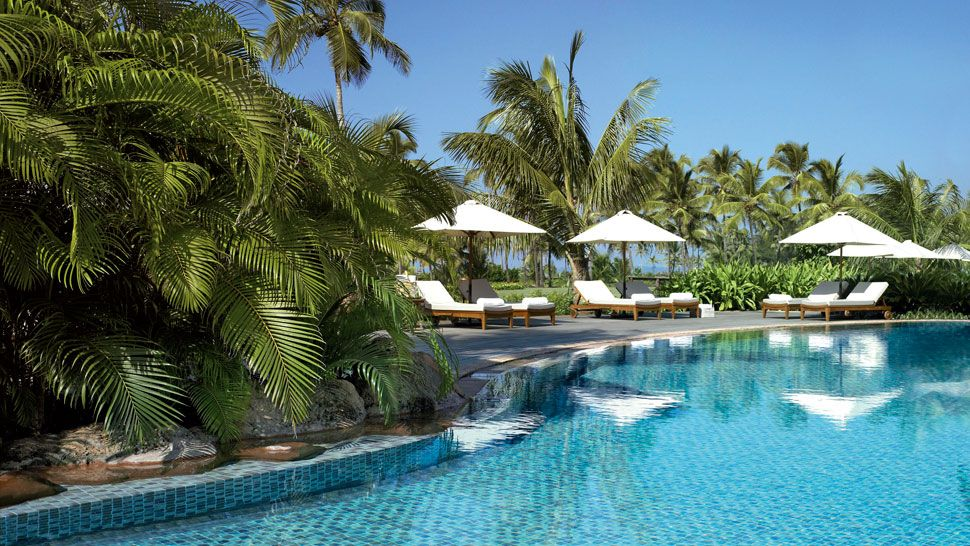 8 Best Luxury Resorts in India #ParkHyattGoa