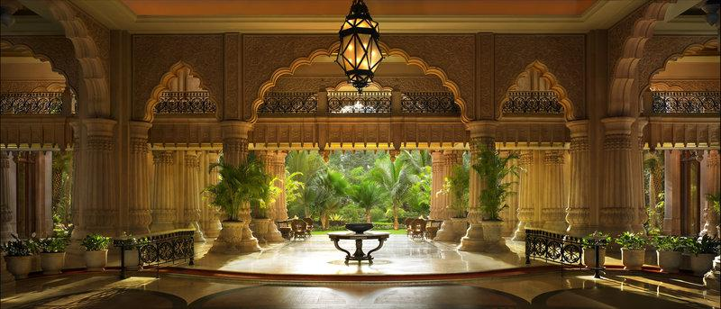 Top Luxury Resorts in India - Leela Palace in Bengaluru