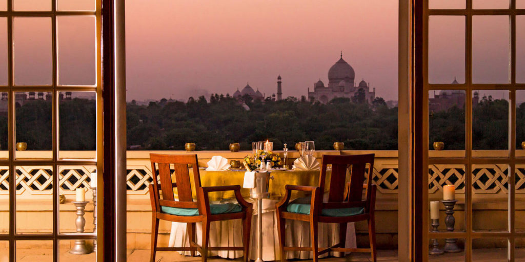 Top Luxury Resorts in India - Oberoi Amarvilas in Agra
