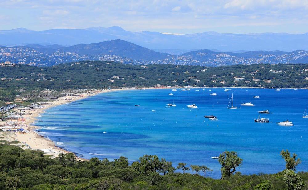Pampelonne-Beach-St-Tropez