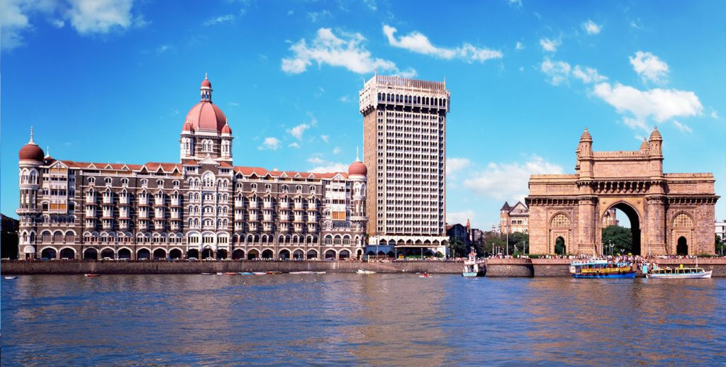Top Luxury Resorts in India - Taj Mumbai Palace