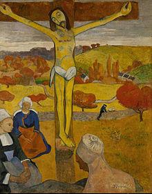 Gauguin_YellowChrist