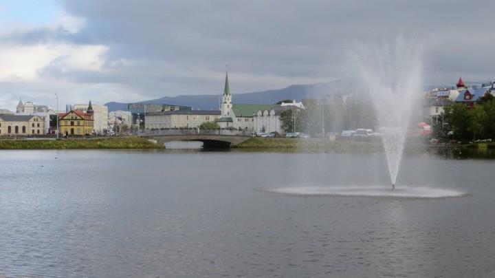 Take some time to walk around Reykjavik. It's a beautiful city.