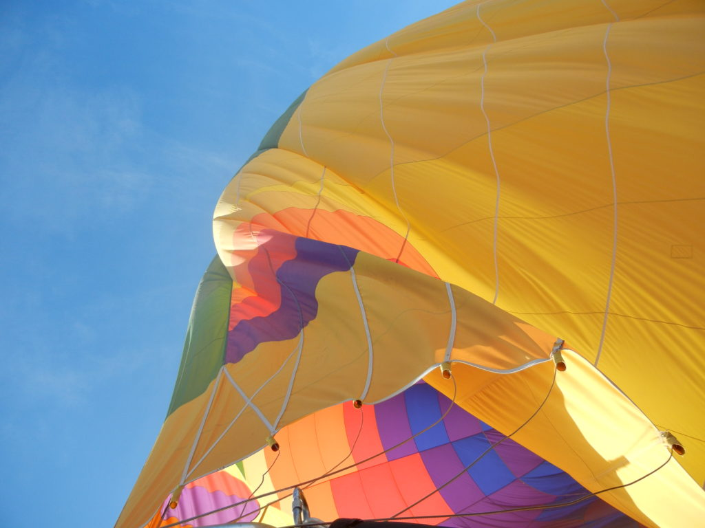 OutsideSuburbia - Scottsdale Hotair Balloon ride