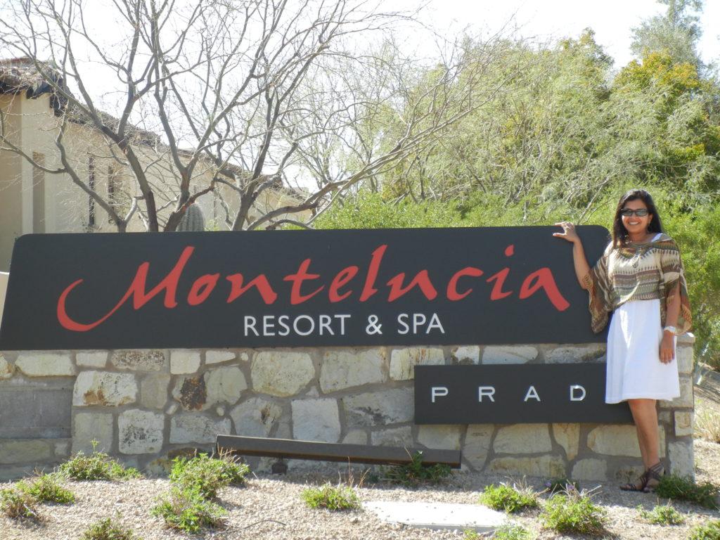 Girls Getaway Weekend in Scottsdale - Montelucia Resort Scottsdale Review - Photo by Outside Suburbia