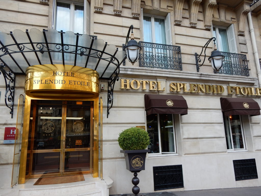 Hotel Splendid Etoile Review - Best Place to stay in Paris, France