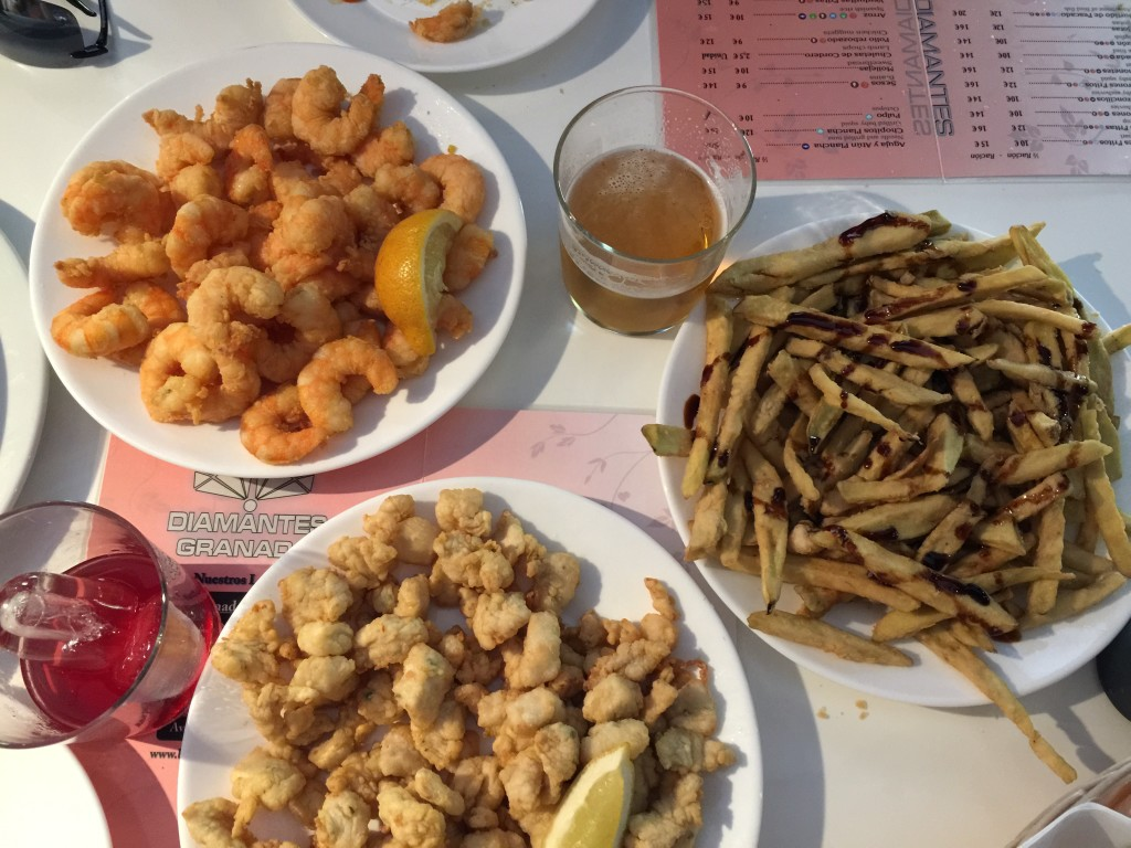 How to make Gambas al ajillo (Sizzling Spanish Shrimps) | Outside Suburbia