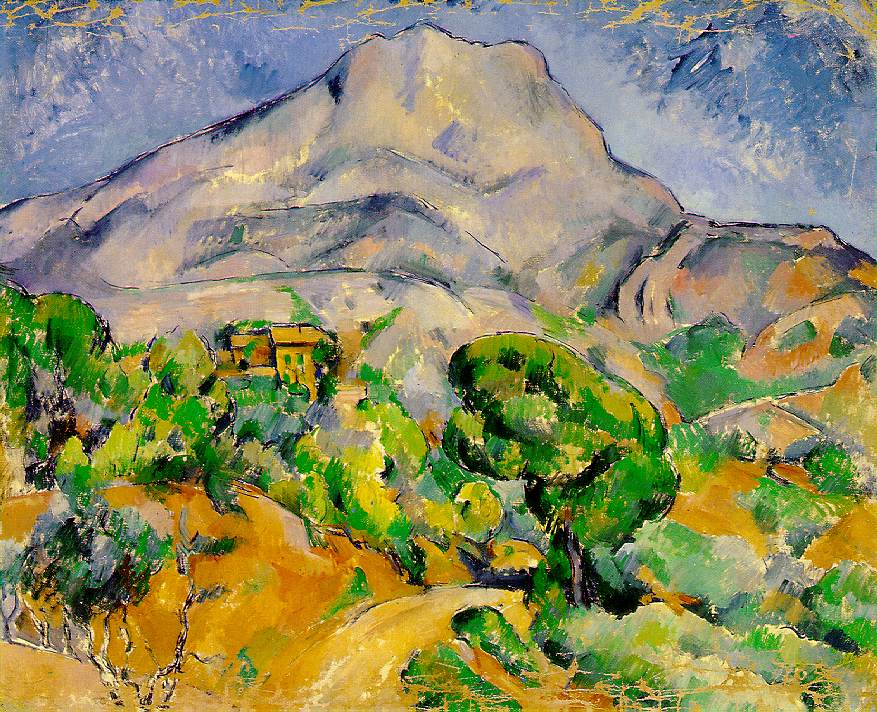 Outside Suburbia - Paul_Cezanne