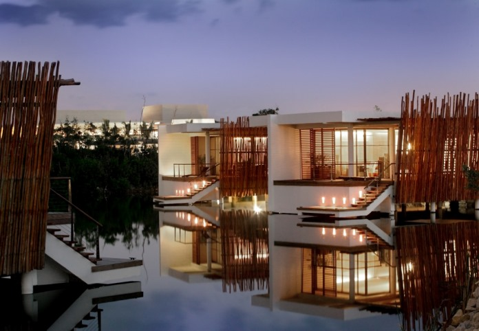 Rosewood Mayakoba - 5 Bucketlist worthy overwater Bungalows around the World