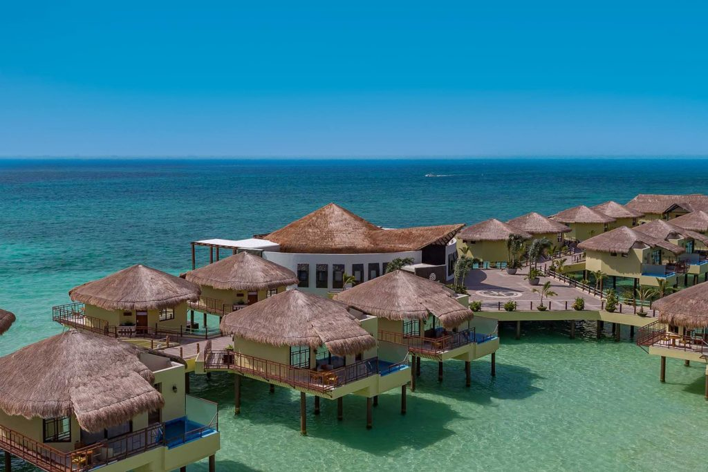 Overwater Bungalows near the USA | Outside Suburbia
