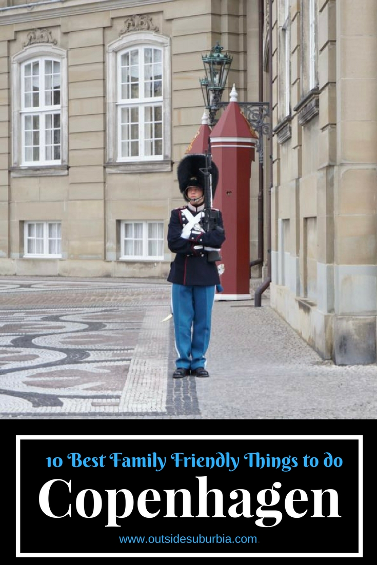 Best things to do in Copenhagen with kids and a 3 day Copenhagen Itinerary cover all the main sites of this Danish capital #BestthingstodoinCopenhagen #3DayCopenhagenItinerary #OutsideSuburbia