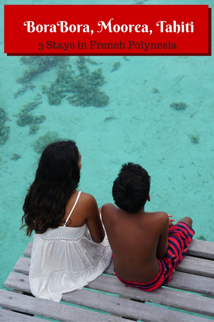 Planning a family beach vacation? Bora Bora is perfect for a familymoon not just a honeymoon. See our family guide... #FrenchPolynesia #BoraBoraWithKids #MooreaWithKids #Familytravel #OutsideSuburbia