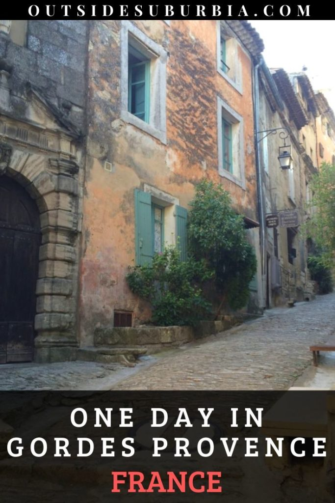 One day in Gordes, Provence | Outside Suburbia