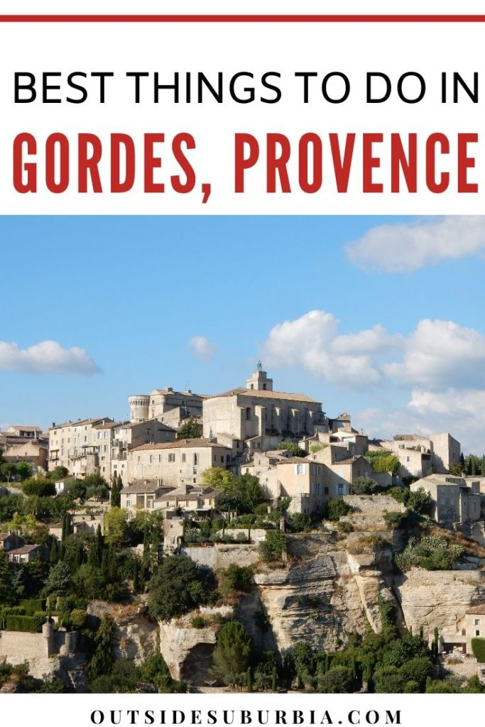 Best things to do in Gordes, Provence | Outside Suburbia