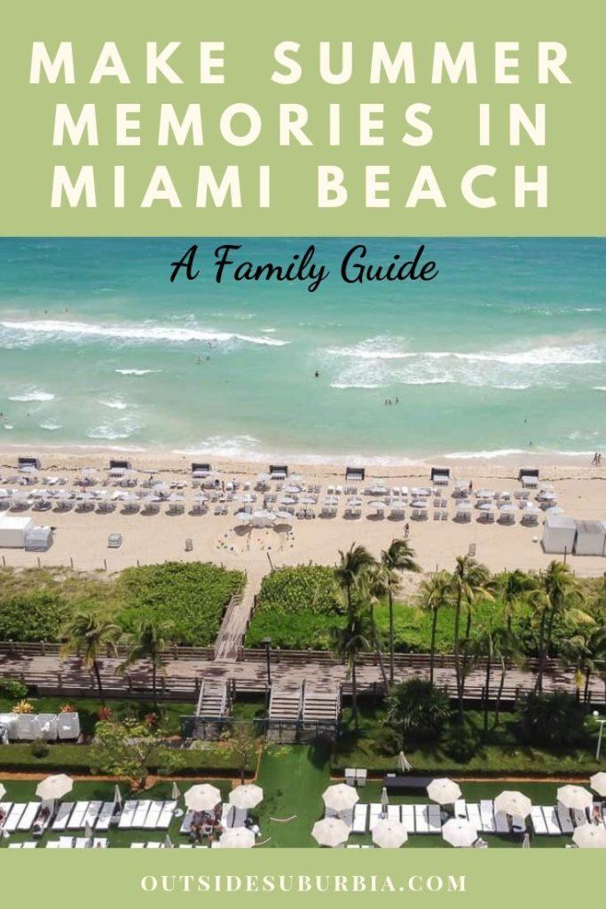 Family friendly things to do in Miami, Florida | Outside Suburbia #MiamiBeach #MiamiWithFamily #MiamiThingstodo #MiamiHoliday #MiamiFlorida