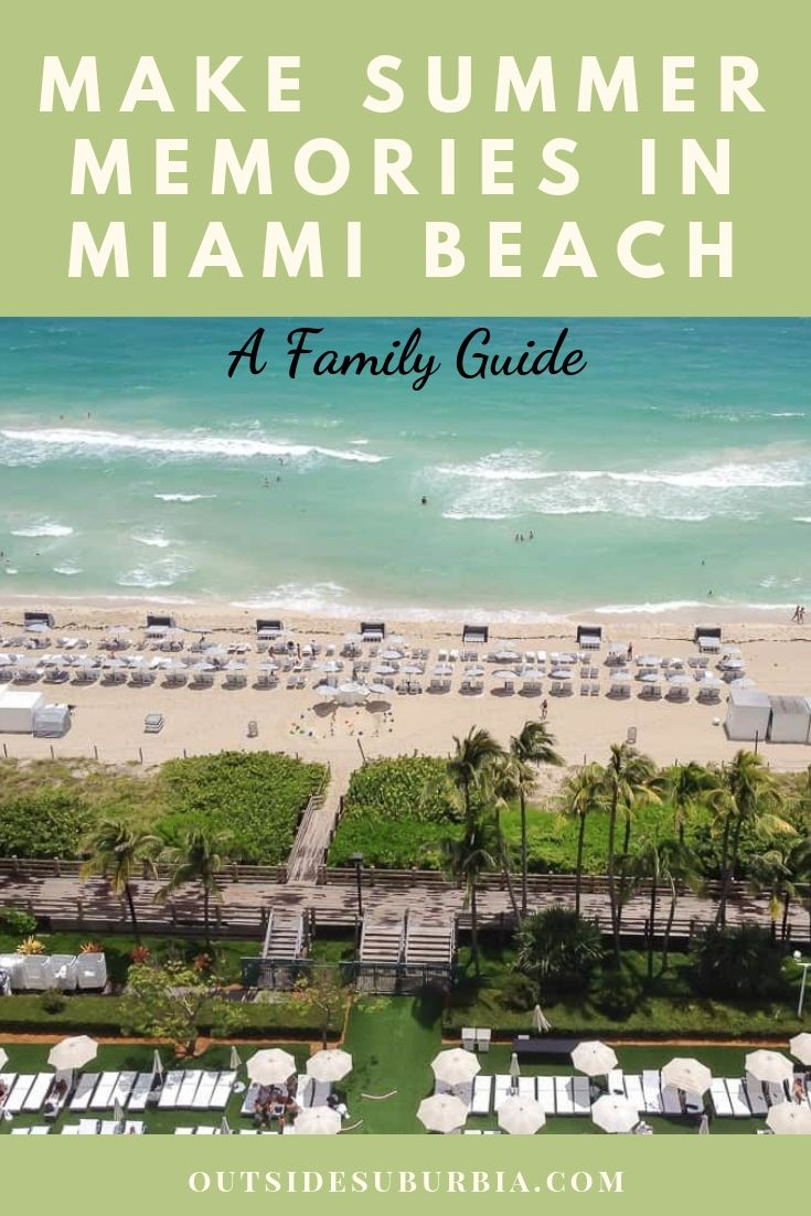Who doesn't like going to Miami, with its beautiful beaches, beautiful people and a wonderful array of restaurants?  It is a tropical paradise with plenty of family-friendly activities to keep the entire crew entertained. See this guide for a lovely place to stay with ocean views and family friendly things to do in Miami, Florida. #MiamiBeach #MiamiWithFamily #MiamiThingstodo #MiamiHoliday #MiamiFlorida