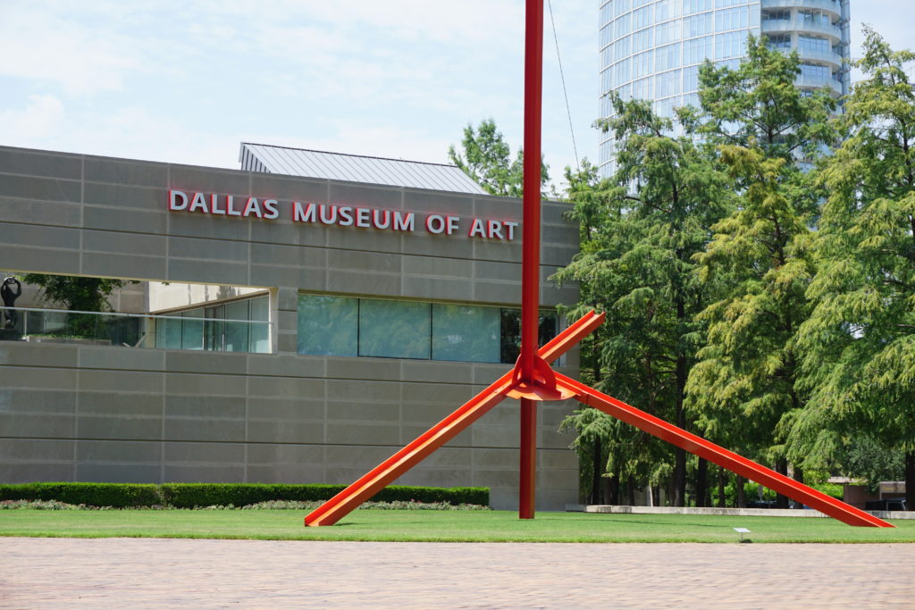 Dallas Museum of Art, Photo by Outside Suburbia
