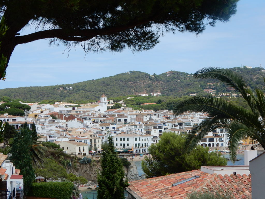 Calella de Palafrugell. Photo by Outside Suburbia