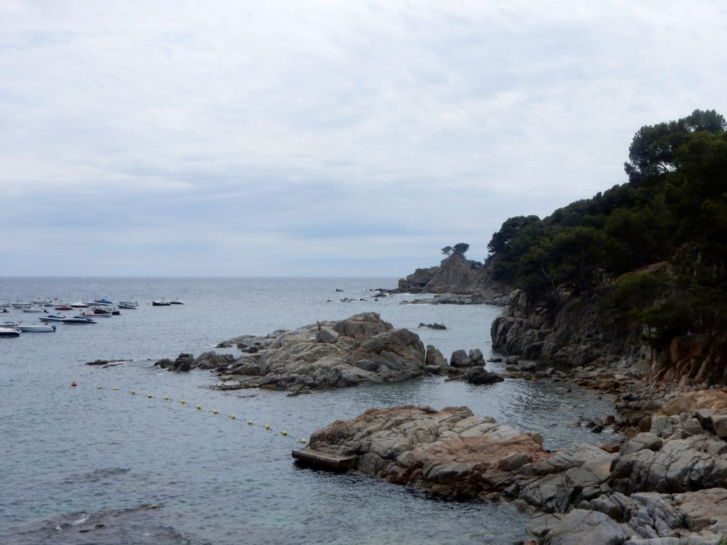 Day out from Barcelona. Calella de Palafrugell. Photo by Outside Suburbia