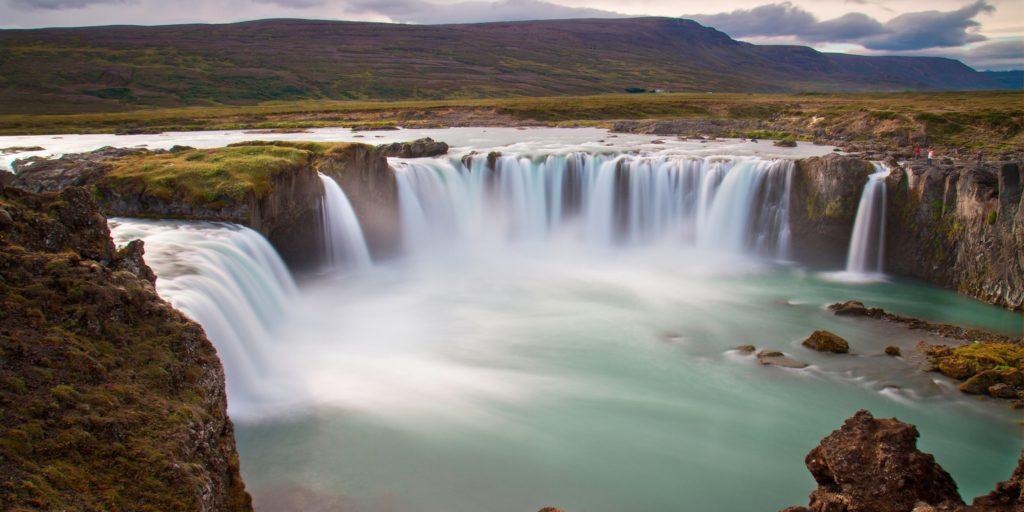 Godafoss - Iceland Itinerary for seeing the best of the island in a week - OutsideSuburbia.com